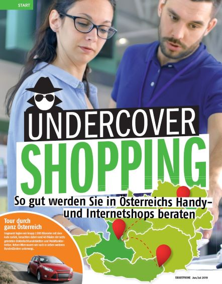 Undercover Shopping