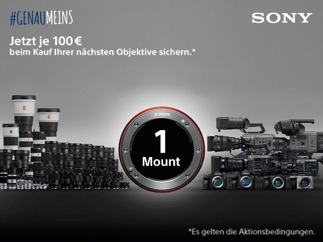 Sony Alpha Cashback Gutschein Aktion