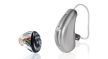 Auswahl Hörsystem