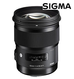 Sigma ART 50/1,4 DG HSM Nikon