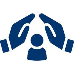 Icon Kinderschutz