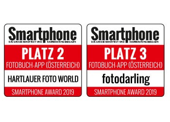 Testsieger Foto-Apps