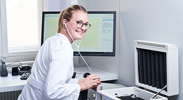 Endkontrolle nach ISO-Norm