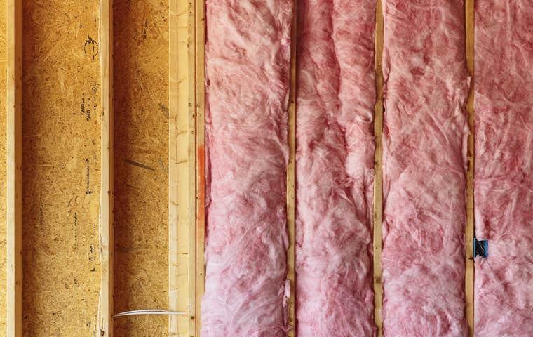 insulation in a house in sacramento california