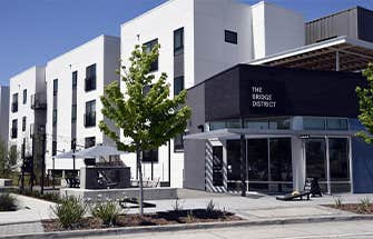 a commercial building in sacramento california