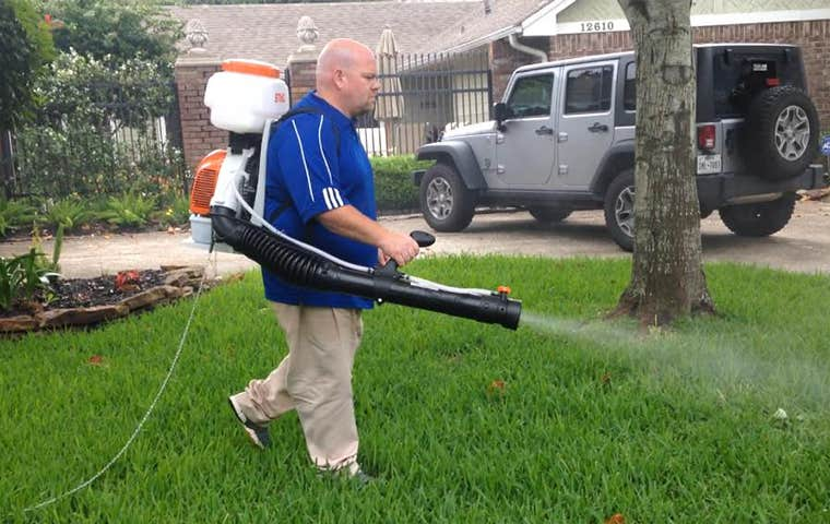 tech misting for mosquitoes