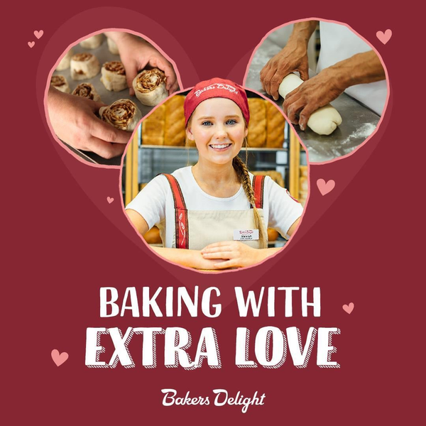 Bakers Deligth extra love