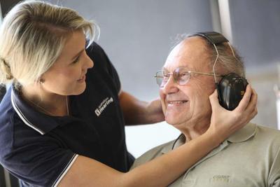 Australian Hearing Bus