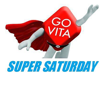 Super Saturday at Go Vita