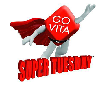 Super Tuesday at Go Vita