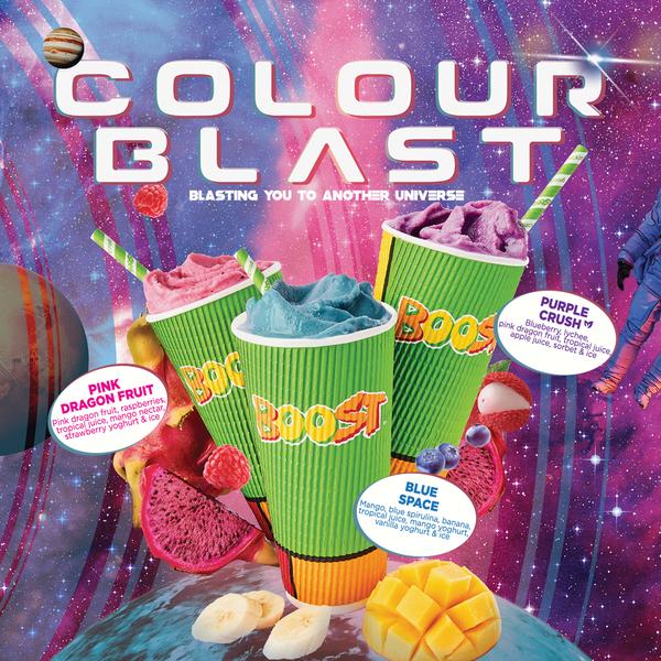 Boost Colour Blast