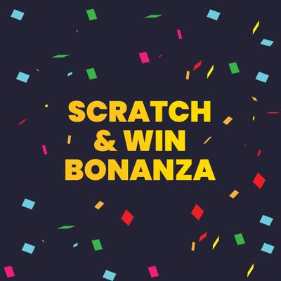 Scratch and Win Bonanza Winner Announcement