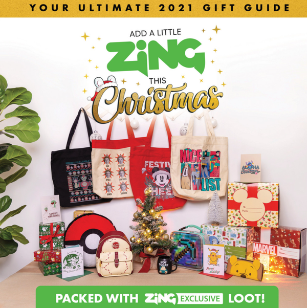 Zing this Christmas
