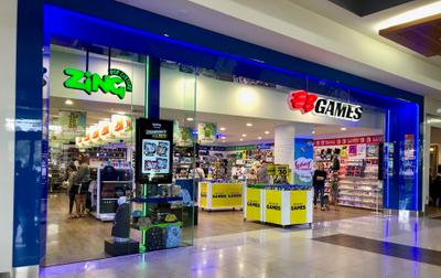 EB Games & ZiNG Pop Culture