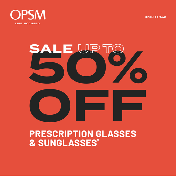 OPSM 50% Sale