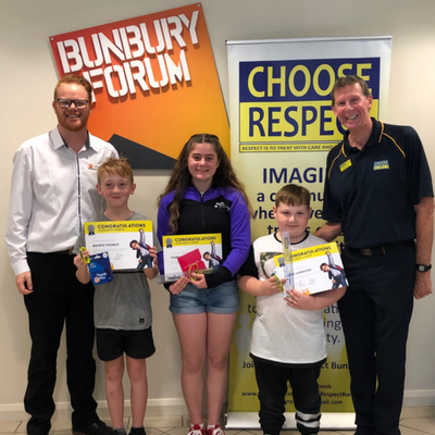 Choose Respect Champions - June Winners