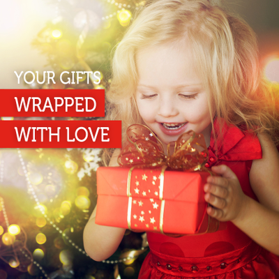 Wrapped With Love