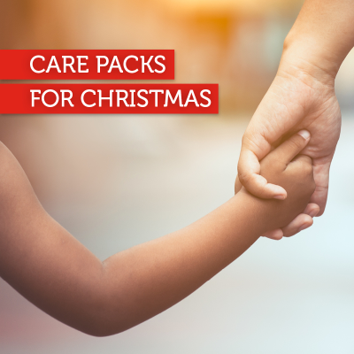 Care Packs for Christmas