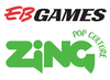 EB Games & ZiNG Pop Culture