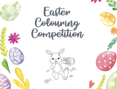 Easter Colouring Competition & Fun Activities