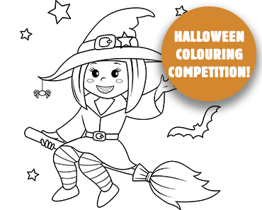 Halloween Colouring-in Competition!