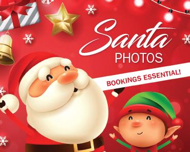 Book your Santa Photos now!