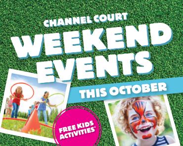 October Weekend Events