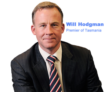 Office of the Hon. Will Hodgman, MP
