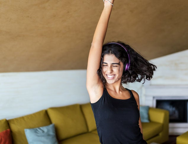 7 things to do for your wellness when you're stuck at home
