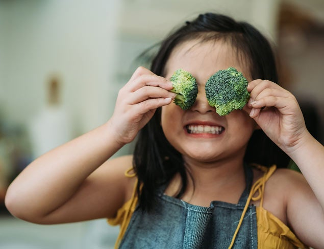 10 tips to get your kids to eat their vegetables