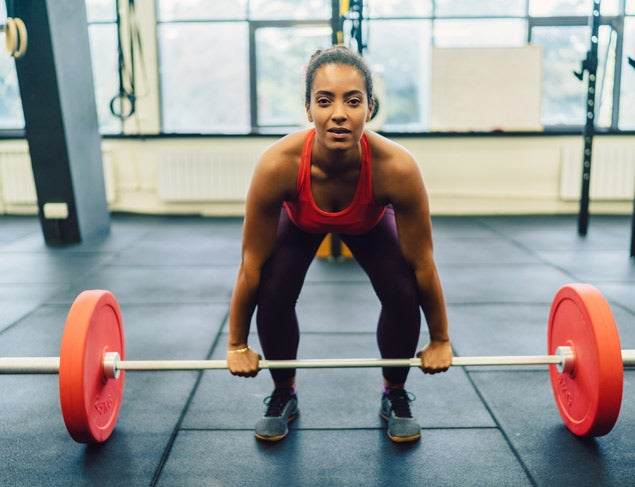 What are the benefits of lifting weights?