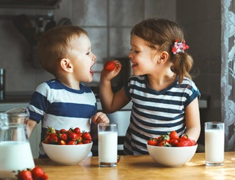 What foods are best for fussy toddlers?