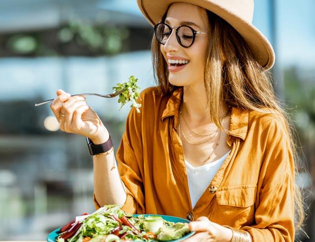How veggies (actually) benefit your health