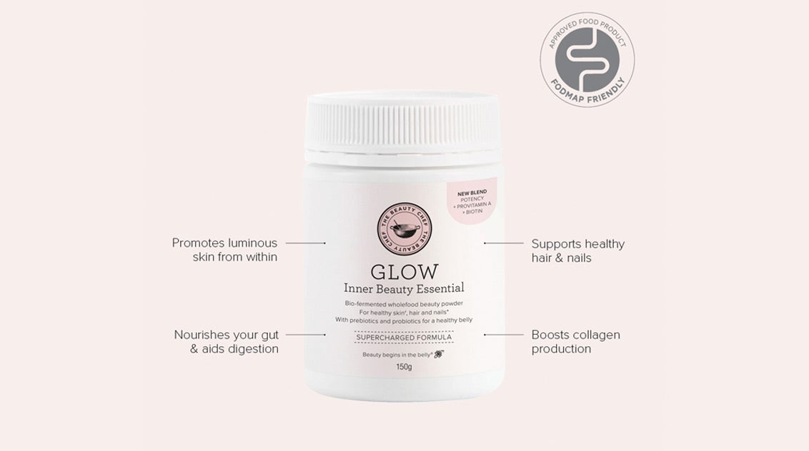 The benefits of The Beauty Chef GLOW Inner Beauty Essential