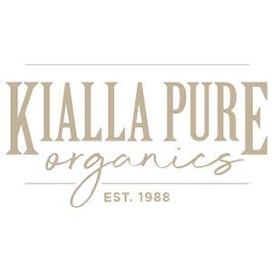 Kialla Pure Organics logo