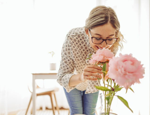 Natural relief from hay fever and allergies in spring