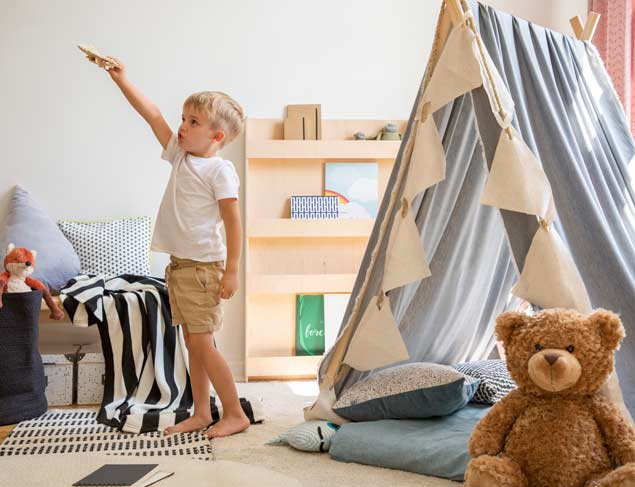 How to be a minimalist parent