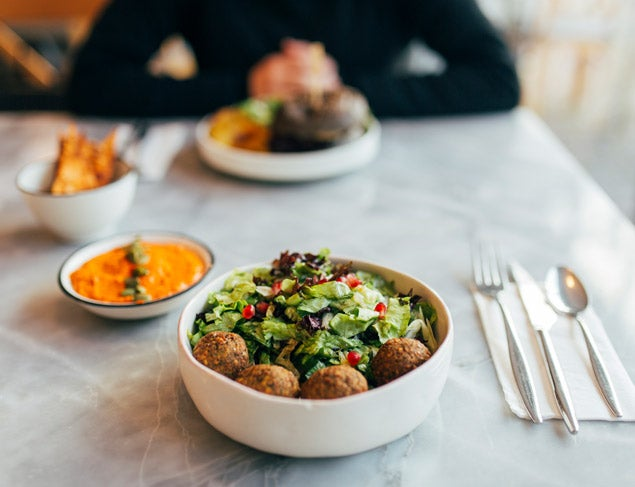 Eating out healthily made easy