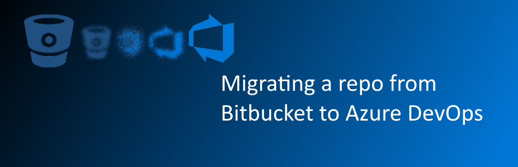 Migrating a repo from Bitbucket to Azure DevOps
