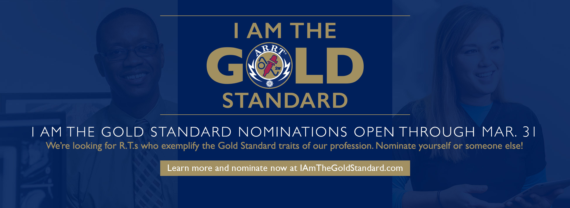 I Am The Gold Standard 2021 Nominations Open Through March 31