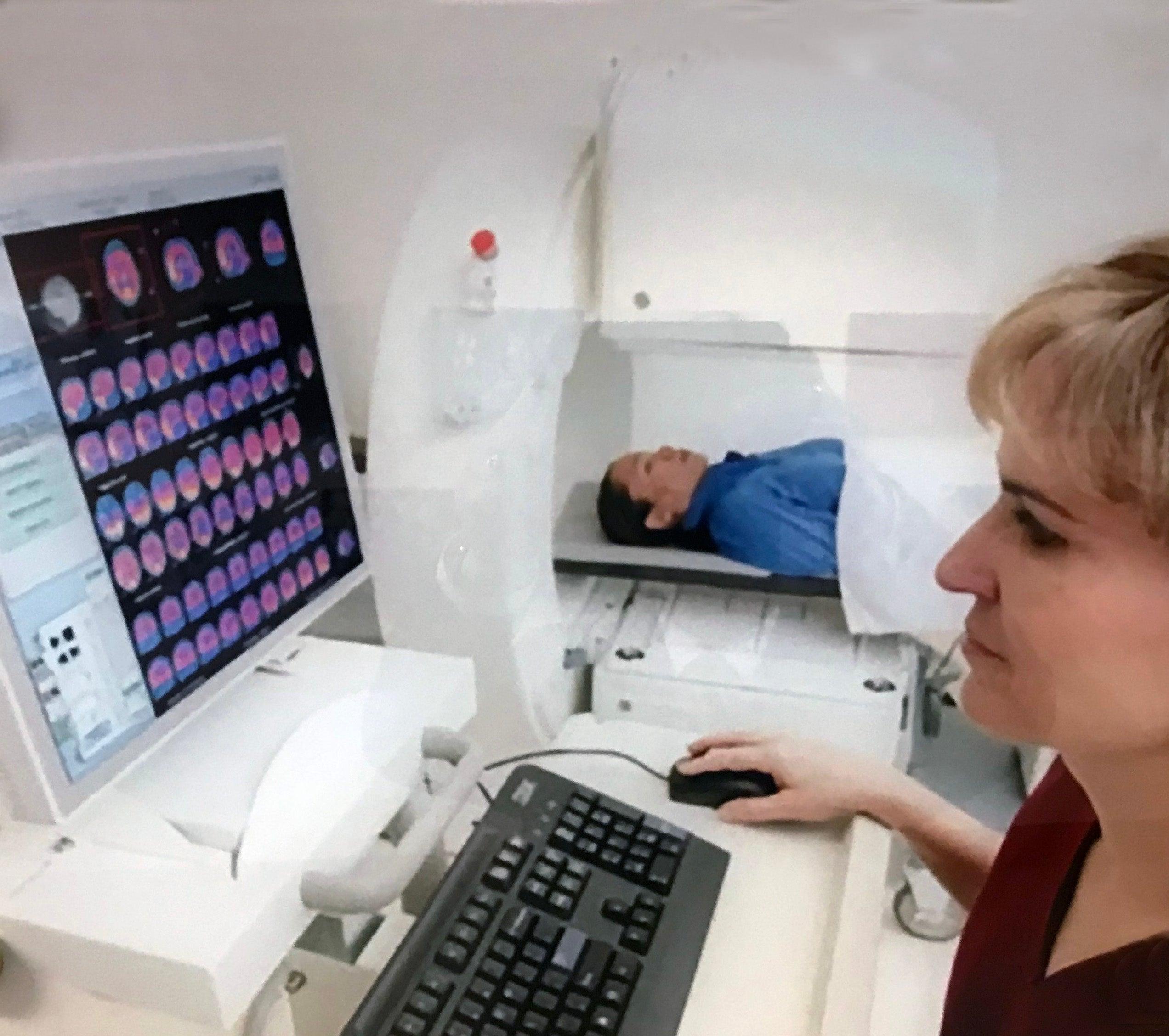 Nuclear Medicine Technology discipline image