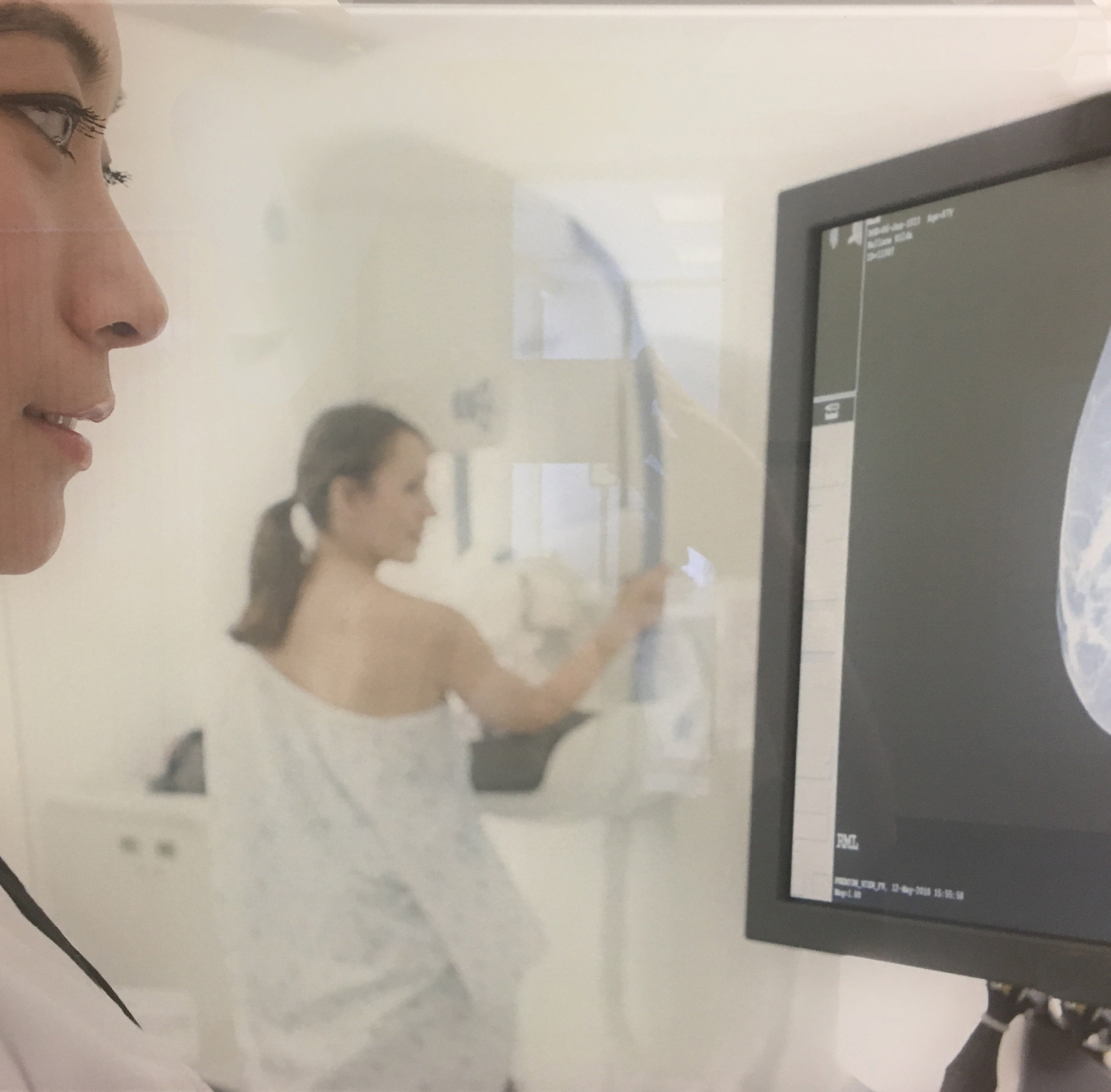 Mammography discipline image
