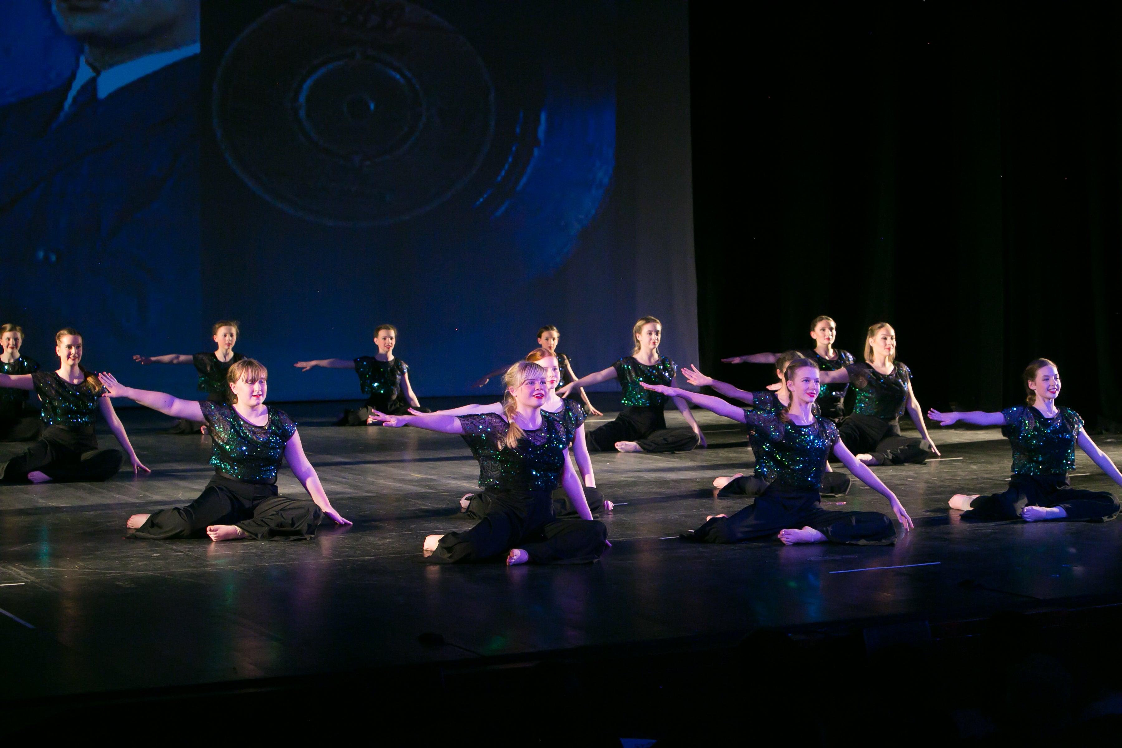 Fusion Dance School 1