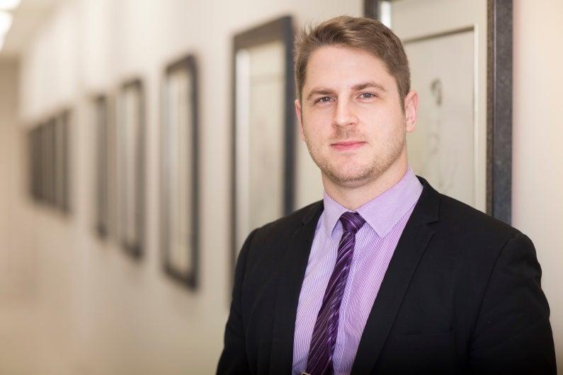 Profile photograph of Michael Scherini