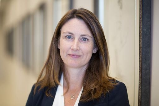 Profile photograph of Karen Hannan