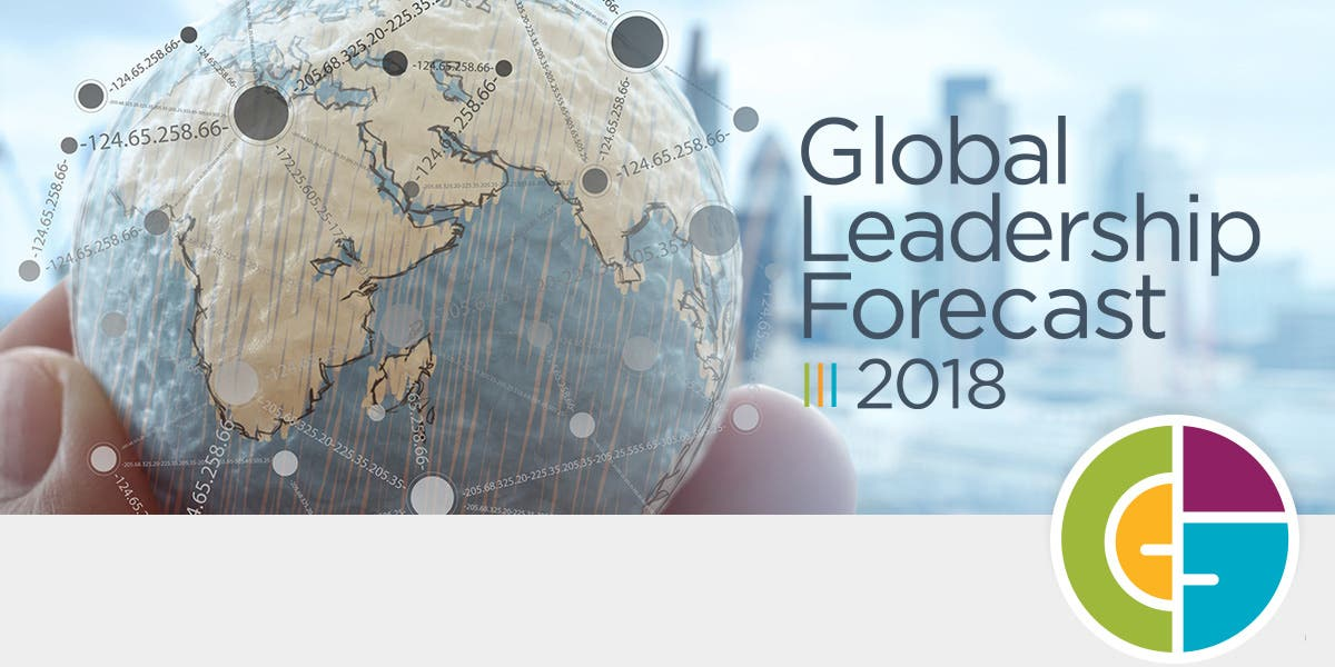 Global Leadership Forecast 2018