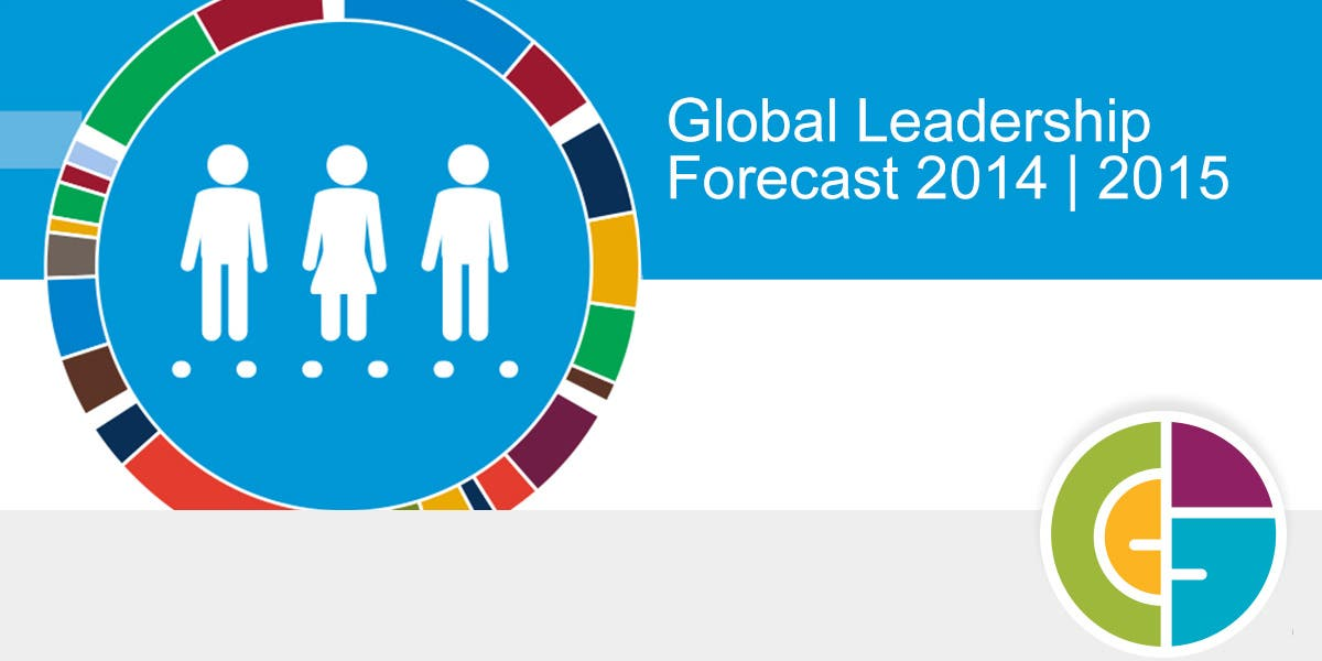 Global Leadership Forecast 2014 | 2015
