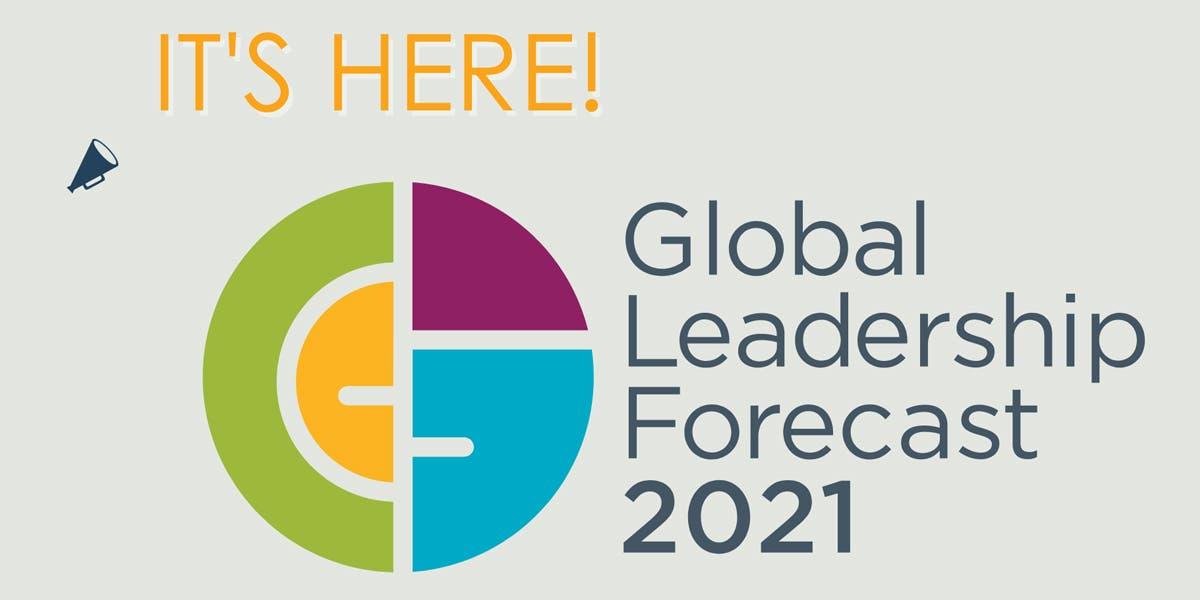 Global Leadership Forecast icon