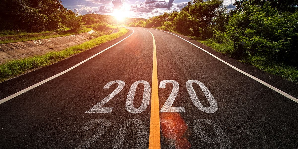 The road to 2020 is lined with workplace transformation