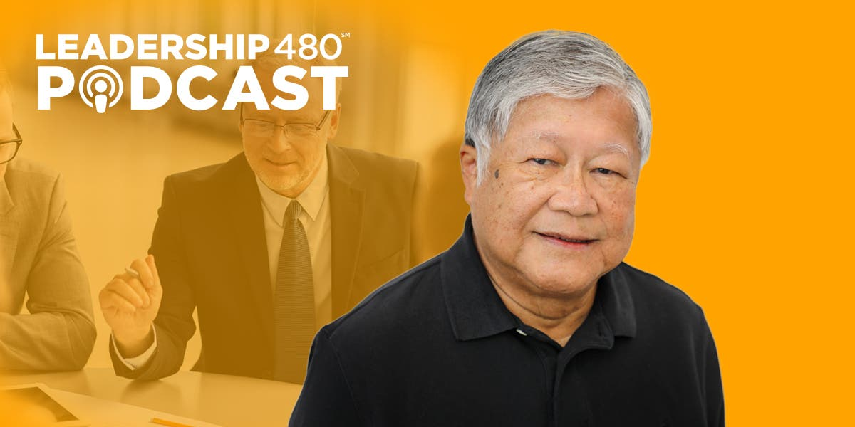 In part two, Craig Irons chats with Noy Dy-Liacco, Noy gives his sage advice for new leaders and talks about the evolution of leadership